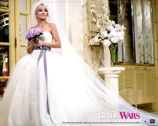 Свадебные платье в фильме война невест