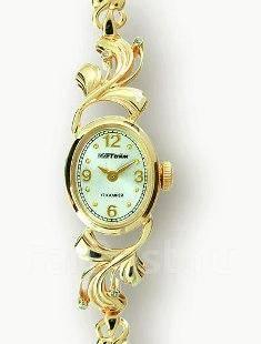 3cb7bb8b73ad Часы женские, золотые с золотым браслетом - Ювелирные изделия во ...