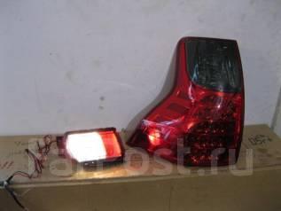 Диодный комплект задней оптики для Toyota LAND Cruiser Prado 150