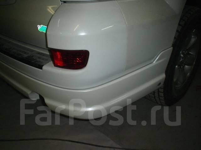 Обвес кузова аэродинамический. Toyota Land Cruiser Prado, GRJ120, LJ120, RZJ120, KDJ120, VZJ120, TRJ120, KZJ120