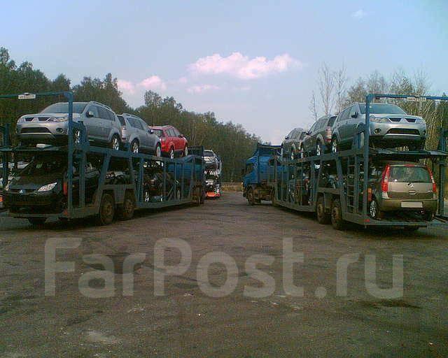 Автовозы по России. Отправка автомобилей, катеров, спецтехни .