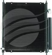 Радиатор кондиционера. Honda Jazz, GD1, GD5, GD# Honda Fit, GD4, GD3, GD2, GD1, LA-GD3, LA-GD4, LA-GD1, LA-GD2, UA-GD1 Двигатели: L13A2, L15A1, L13A1...