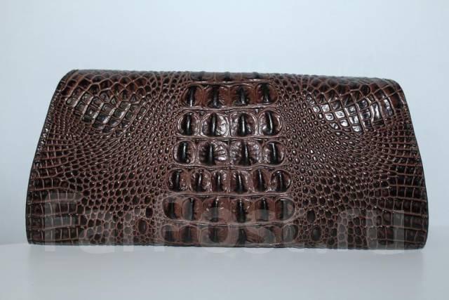 355e075163c2 Клатч из натуральной кожи Gucci тиснение под крокодила. Распродажа ...