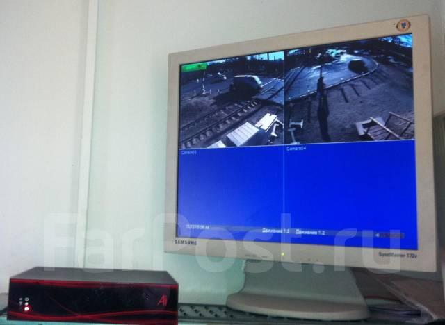 Видеонаблюдение, GSM-сигнализации нового поколения, ОПС, СКС, СКУД