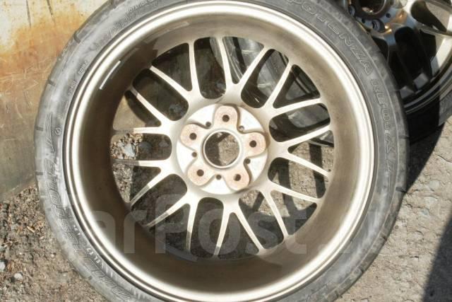 Комплект самых легких, кованых дисков RAYS VOLK Racing SE37 R18. 8.5/7.5x18, 5x114.30, ET38/42