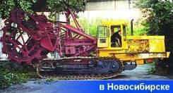 ЭТР. Экскаватор траншейнороторный -204, 170 куб. см.