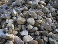 Крошки каменные.
