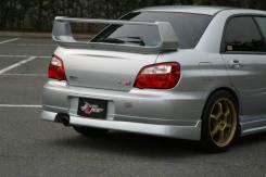 Накладка декоративная. Subaru Impreza, GDA, GDB