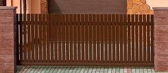 Откатные - Консольные Ворота серии ADS400