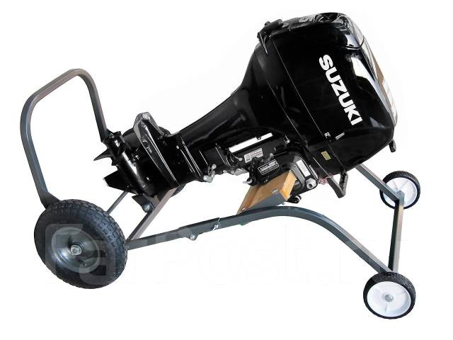 Тележка для подвесного лодочного мотора - Запчасти и аксессуары во ZD410