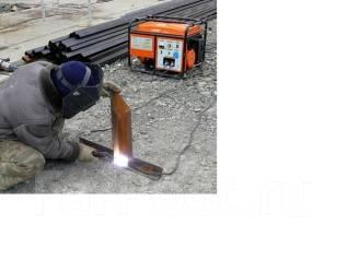 Сварка Любой ремонт металлоконструкций . Выезд