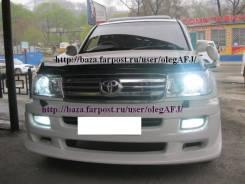 Кузовной комплект. Toyota Land Cruiser, UZJ100W, UZJ100, UZJ100L Двигатель 2UZFE