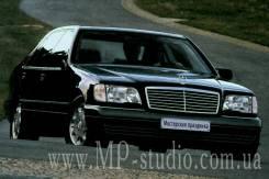 Mercedes-Benz S-Class. W140, M 104 M119