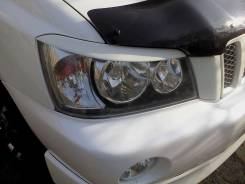 Накладка на фару. Toyota Kluger V