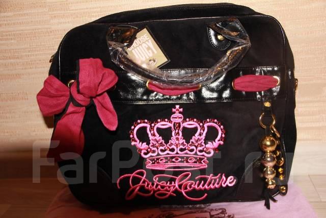 508faf150379 Стильная сумка для ноутбука или просто сумка от Juicy Couture ...
