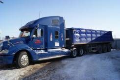 Freightliner. Сцепка +п/п с/с Weilton, 475куб. см., 31 710кг., 6x4