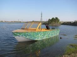 Лодки Катера Моторы. Год: 2014 год, длина 6,80м., двигатель подвесной, 150,00л.с., бензин