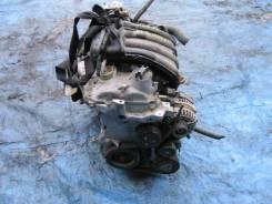 Двигатель. Nissan Tiida