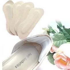 Кожаные наклейки в обувь