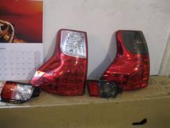 Диодные стопсигналы для Land Cruiser Prado 150 Lexus GX460 Style