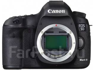 Canon EOS 5D Mark III. 20 и более Мп