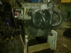 Двигатель в сборе. Toyota Vitz Двигатели: 1SZFE, 1, SZ