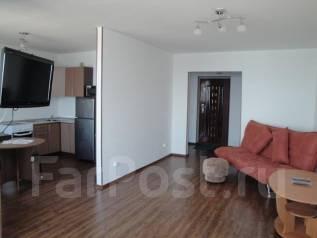 1-комнатная, улица Калинина 115а. Чуркин, частное лицо, 42 кв.м.