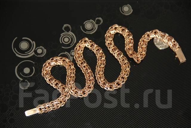 мужская золотая цепочка на шею фото