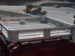 Багажник на крышу. Nissan Safari Mitsubishi Pajero