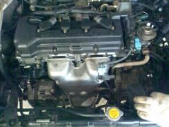 Двигатель Ниссан Вингроуд 2001 WFY11 QG15 по запчастям