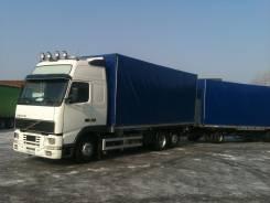 Volvo FH 12. 420 Грузовой Тягач сцепка 120 куб. м., 12 000 куб. см., 25 000 кг.