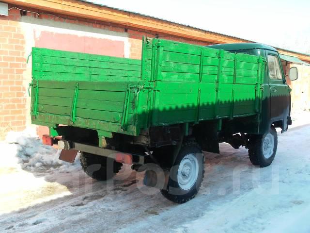 УАЗ 3303, 1993 - Грузовики