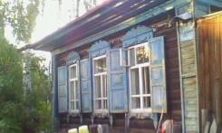 Продам дом в Новосибирске. Красноармейская, р-н Октябрьский, площадь дома 57,0кв.м., площадь участка 406кв.м., централизованный водопровод, электр...