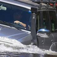 Шноркель. Nissan Safari Nissan Patrol