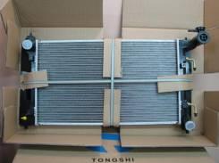 Радиатор охлаждения двигателя. Toyota Corolla, ZZE120, NZE120, NZE121, NZE124 Toyota Voltz Toyota WiLL Toyota WiLL VS Двигатели: 1NZFE, 2NZFE