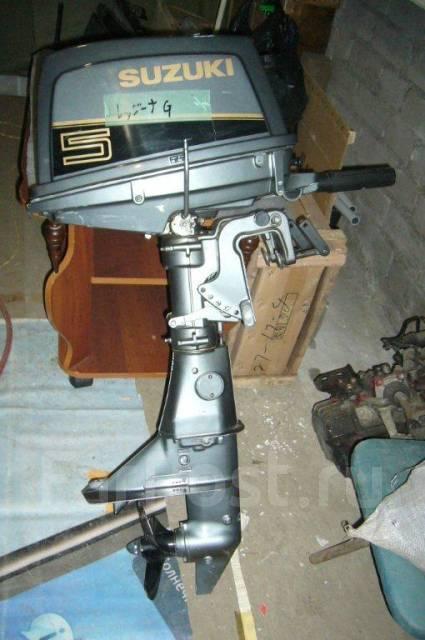 suzuki лодочные моторы владивосток