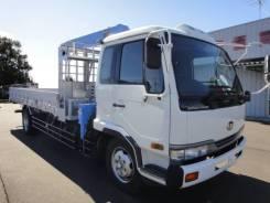 Nissan Condor. Nissan Diesel Condor, 8т. воровайка борт-кран под птс., 6 900 куб. см., 8 000 кг. Под заказ