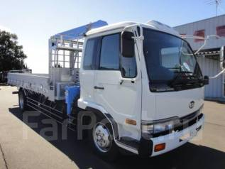Nissan Condor. , 8т. борт-кран под птс. Поставляем на заказ из Японии., 6 900 куб. см., 8 000 кг. Под заказ
