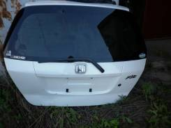 Дверь багажника. Honda Fit, GD1, LA-GD3, LA-GD1, LA-GD2 Двигатель L13A