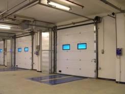 Автоматические ворота: секционные, рольставни, автоматика для ворот
