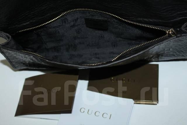 844cbf4ac0a1 Клатч Gucci кожаный под крокодила - Аксессуары и бижутерия во ...