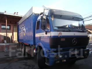 Mercedes-Benz. Продам а/м, 14 618 куб. см., 15 000 кг.