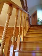 Проектирование, изготовление, реставрация, монтаж лестниц из массива