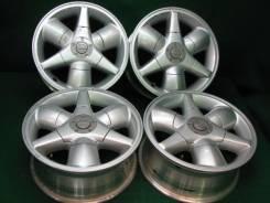 Nissan. 7.0x16, 6x139.70, ET30, ЦО 100,0мм.