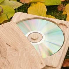 Тиражирование и печать на флешках и дисках CD/DVD/Blu-ray