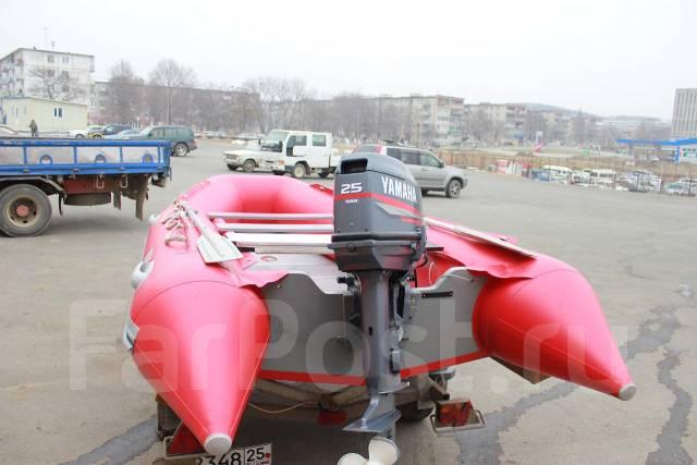 лодка b380