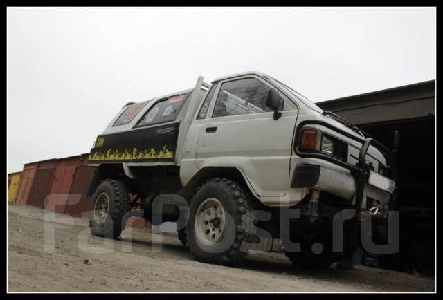 toyota lite ace грузовик тюнинг