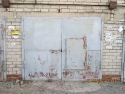 Продам гараж на сабанеева 24. Сабанеева ул. 24, р-н Баляева, 17,0кв.м., электричество, подвал. Вид снаружи