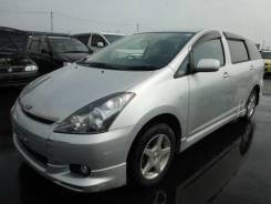 Toyota Wish. ANE10G, 1AZD4