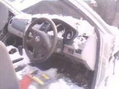 Интерьер. Nissan Wingroad, WFY11 Двигатель QG15DE